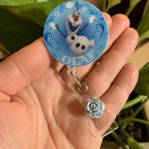 OLAF Badge Holder